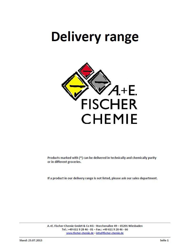 Delivery Range